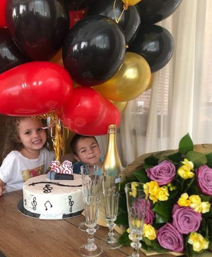 """FOTO / Mirela Vaida împlineșe 38 de ani. Cum își sărbătorește vedeta ziua de naștere: """"Cu așa stare de urgență..."""""""