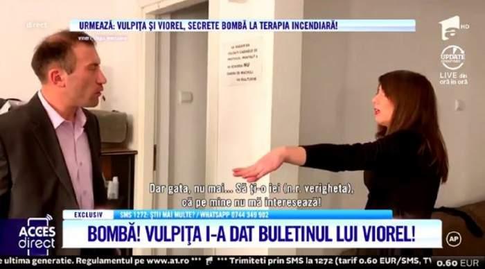 """VIDEO / Veronica nu se lasă! Vrea să divorțeze de Viorel. Soții Stegaru și-au dat jos verighetele: """"Să ți-o iei că pe mine nu mă interesează"""""""