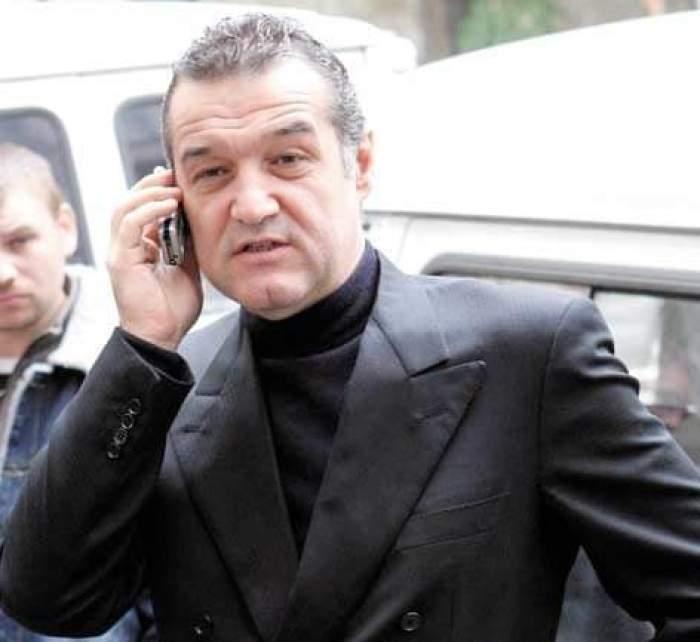 """Gigi Becali, donație pentru Institutul """"Matei Balș"""": """"Îi ajut, ce să fac cu banii?"""""""