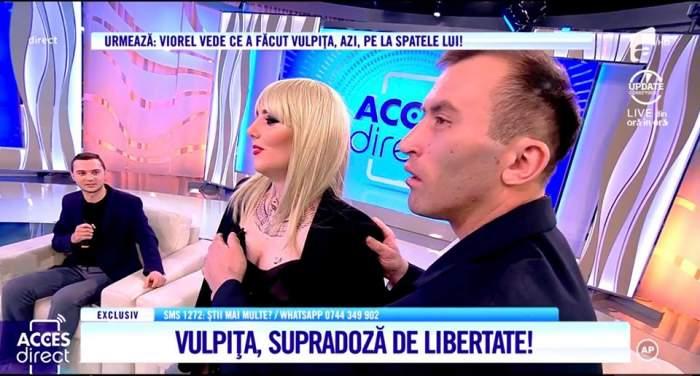 """Tatăl vulpiței, reacție acidă după ce a văzut-o blondă și cu tatuaje: """"Să nu vină acasă"""" / VIDEO"""