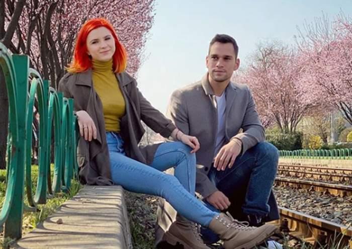 Zi importantă pentru Cristina Ciobănașu și Vlad Gherman! Astăzi împlinesc 8 ani de relație