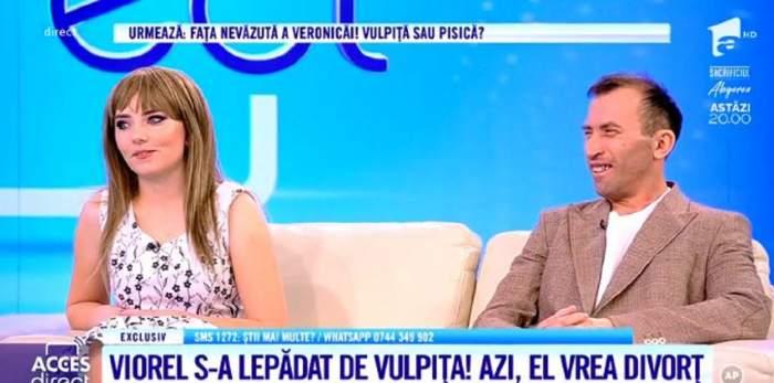 """VIDEO / Veronica nu se lasă! S-a înfățișat cu un look nou, în ciuda supărării lui Viorel. """"Merg direct în judecată"""""""