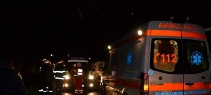 Accident mortal în Sibiu. Victima, găsită moartă pe marginea străzii. Vinovatul a fugit de la locul faptei