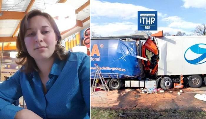 Șoferița româncă de TIR, moartă în accidentul din Franța, nu poate fi repatriată din cauza costurilor uriașe