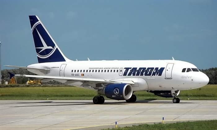 TAROM a anulat toate zborurile către Londra
