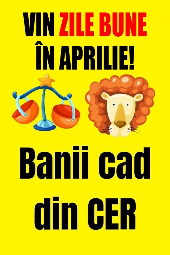 Vin zile bune în Aprilie! Zodiile care vor avea de câștigat!