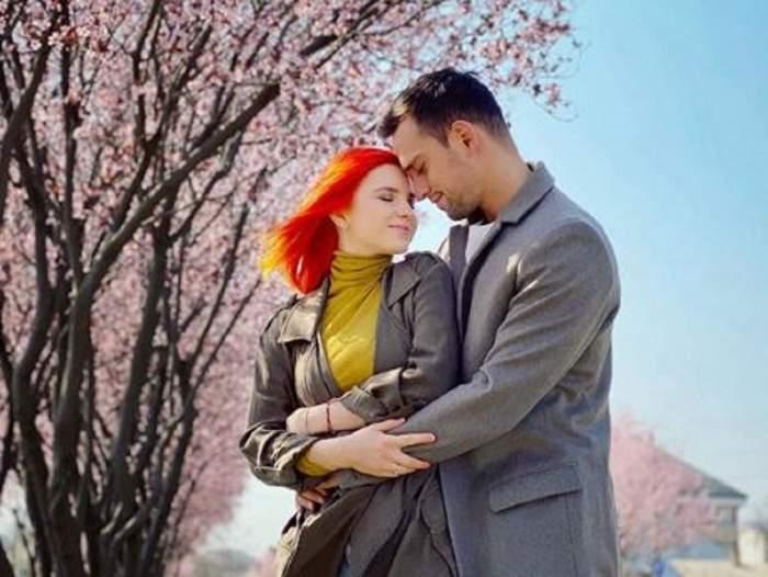 FOTO / Cristina Ciobănașu și Vlad Gherman, fotografie emoționantă de la prima lor întâlnire. Cum arătau cei doi actori