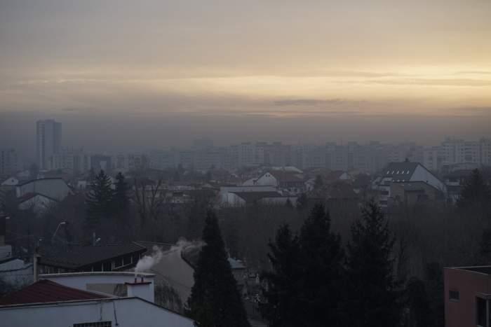 """Ce spune ministrul Mediului despre nivelul alarmant de poluare din București: """"Avem și noi suspiciuni"""""""
