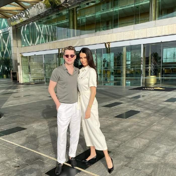 FOTO / Anca Serea, vacanţă de lux alături de Adi Sînă. Ce destinaţie exclusivistă a ales celebrul cuplu