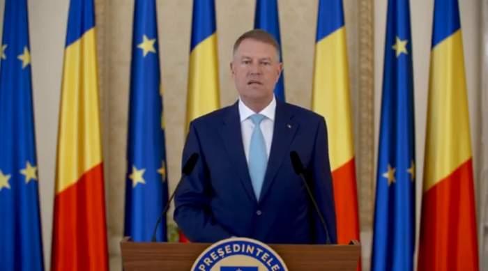 """Klaus Iohannis, apel de solidaritate pentru români: """"Ne aflăm în plin război"""""""