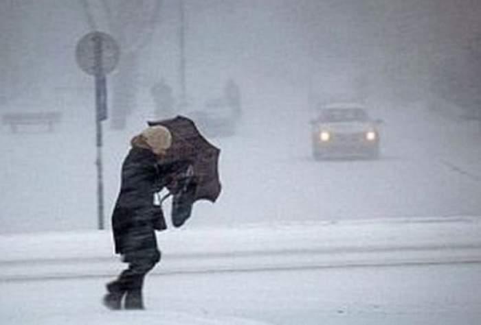 Iarna se întoarce în România! Ninsorile vor ajunge și în Capitală