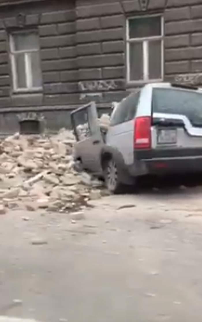 VIDEO / Serie de cutremure puternice în Croația, în această dimineață! Au lăsat în urmă pagube uriașe