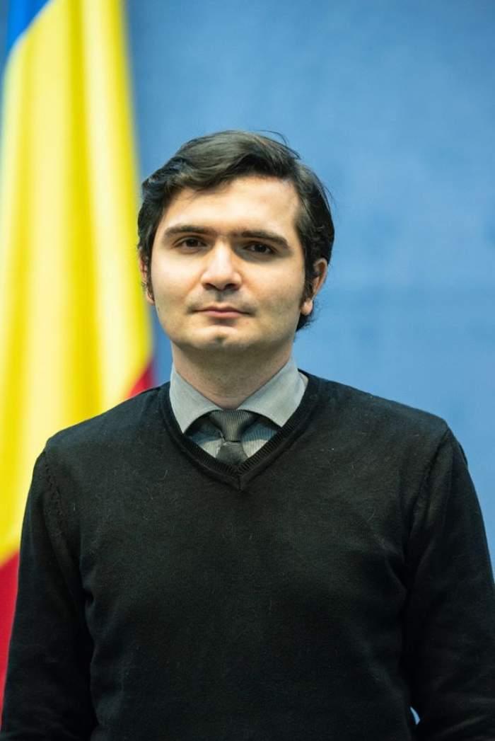 """Bogdan este eroul a sute de mii de români. El transmite mesajul autorităților celor mai puțin norocoși. """"Mulțumim!"""""""