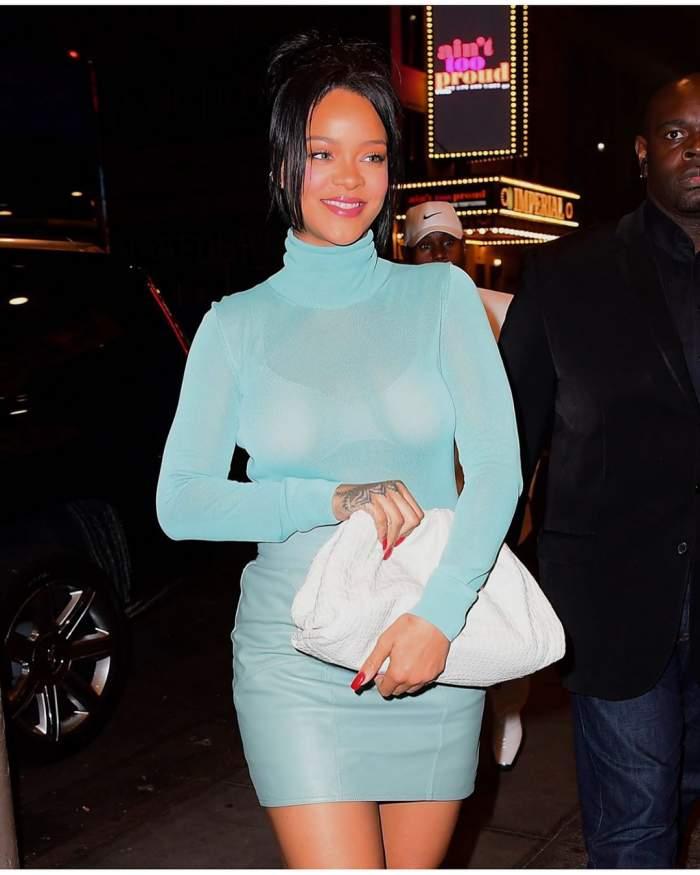 Rihanna a donat 5 milioane de dolari în contextul pandemiei cu coronavirus