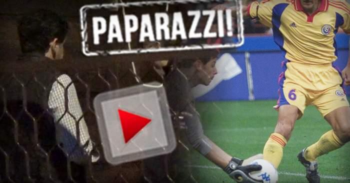 PAPARAZZI / Cârciuma e închisă, dar bun îi vinul ghiurghiuliu! Un fost mare fotbalist sfidează pandemia și petrece cu amicii