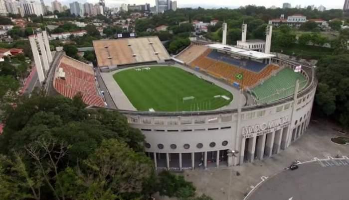 Coronavirus.Un stadion din Brazilia se transformă într-un spital pentru cei infectați