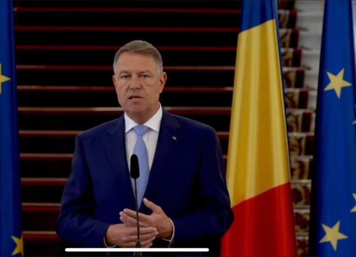 """Intervine și Armata! Klaus Iohannis: """"Ce a fost o recomandare devine obligație"""""""