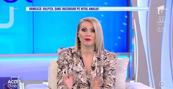 Câinele Mirelei Vaida a fost la un pas să fie mâncat de o vulpe! / VIDEO