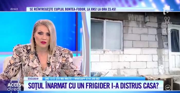 """Mirela Vaida a răbufnit la adresa soțului abuziv: """"Dacă se dă unu mai tare la voi, mieunați pe sub masă"""" / VIDEO"""