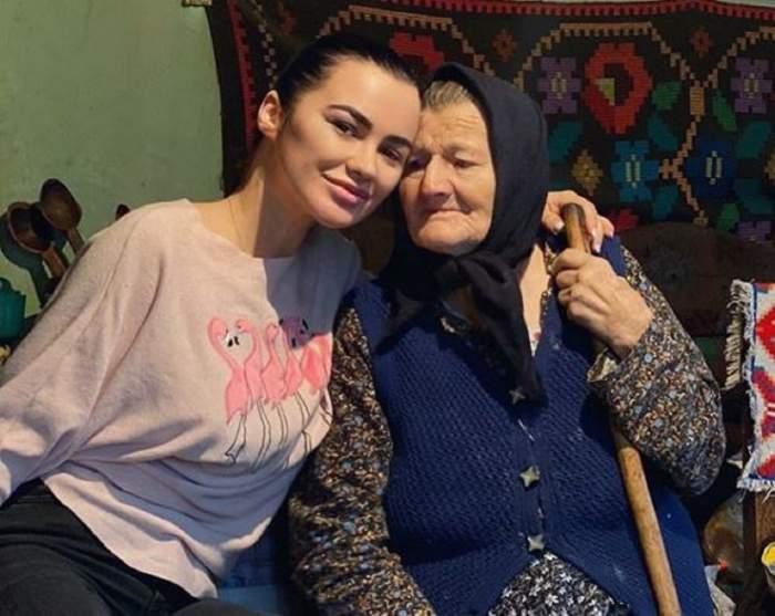 """FOTO / Carmen de la Sălciua, mesaj emoționant pentru bătrâni, în plină pandemie de coronavirus. """"Dragii noștri"""""""