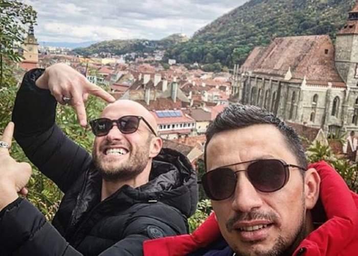 """VIDEO / Mihai Bendeac, declarații după ce a ales să se autoizoleze. """"Mi s-a făcut un pic frică"""""""