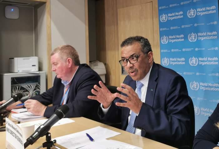 Organizația Mondială a Sănătății: Până în iunie, vom avea un miliard de cazuri de COVID-19