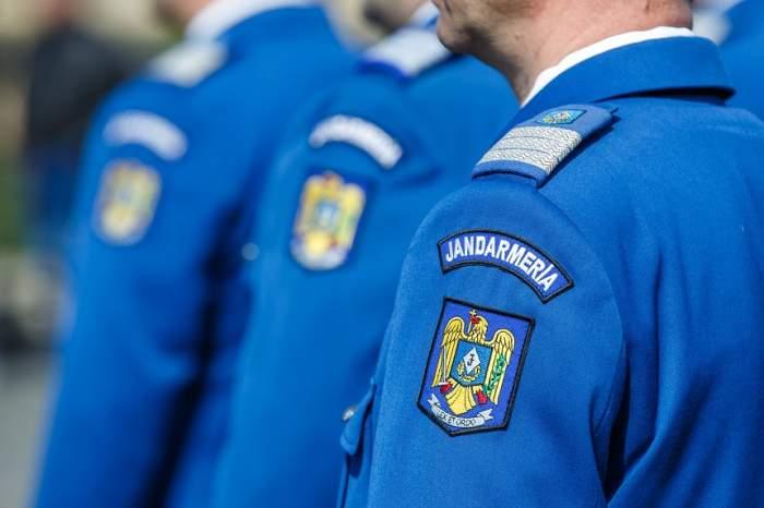Încă un jandarm din București confirmat pozitiv cu noul coronavirus