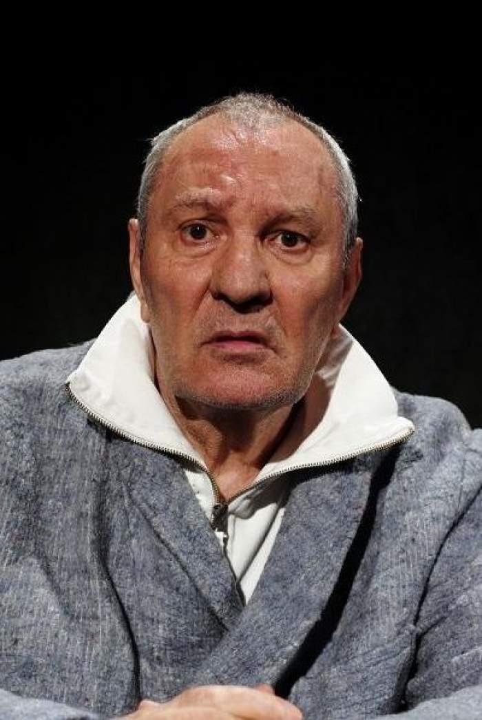 Doliu în lumea teatrului! A murit actorul Costică Drăgănescu