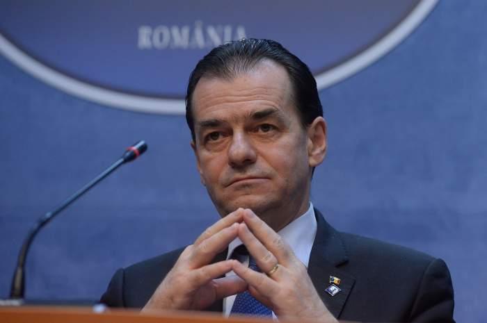 """Ludovic Orban a explicat demiterea secretarului general al Ministrului Sănătății! """"Ocupa funcția prin delegare de competență"""""""