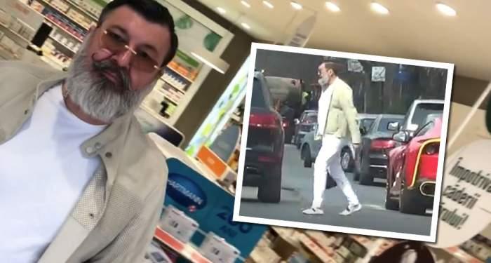 VIDEO PAPARAZZI / Tupeu de milionar! Pentru el nu se aplică regulile. Dan Nicorescu, greșeală, după greșeală pentru a-și satisfice nevoile