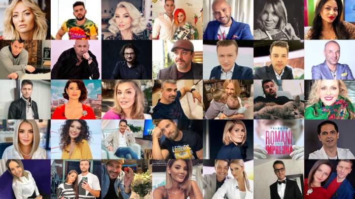 Zeci de vedete vor participa duminică la teledonul organizat de Antena Group, Români Împreună