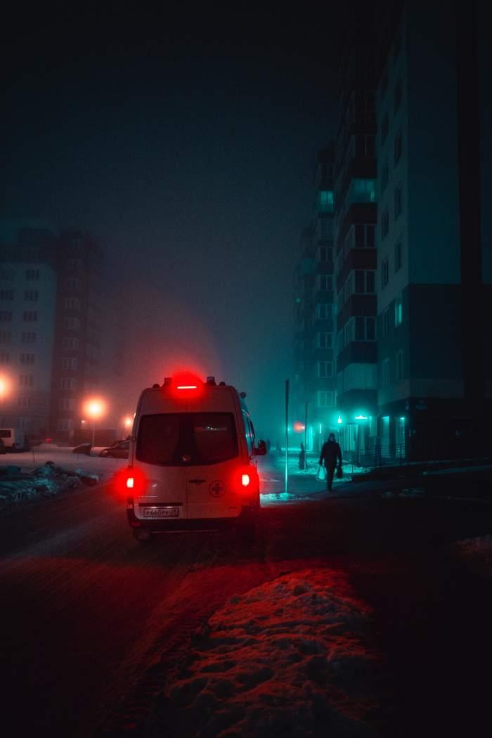 """Ambulanțierii din Mehedinți cer ajutor: """"Testați-ne! Putem să îmbolnăvim alți pacienți"""""""
