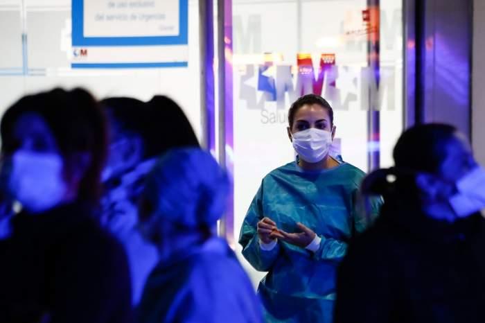 Record negativ pentru Spania. 838 de morți de coronavirus, în numai 24 de ore