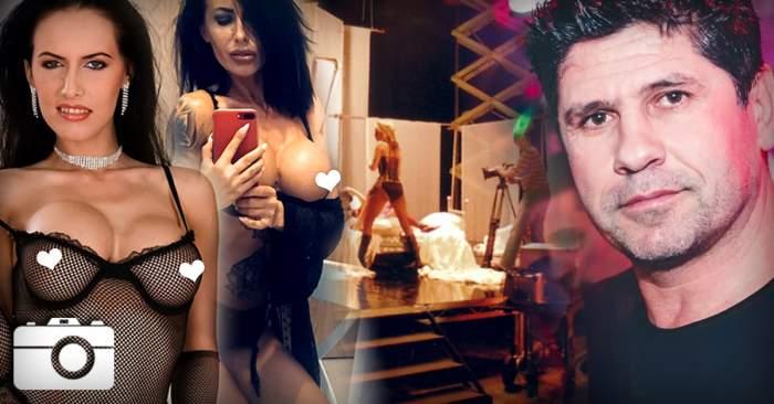 Starleta porno care a îngenuncheat Poliţia Română i-a sucit minţile lui Stelian Ogică / Imagini exclusive