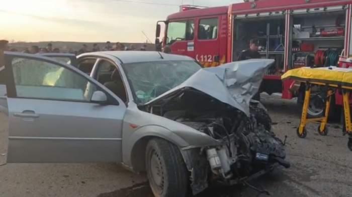Accident cumplit în Vaslui! Două persoane au murit, alte cinci se află în stare gravă. Autorităţile au declanşat planul roşu de intervenţie