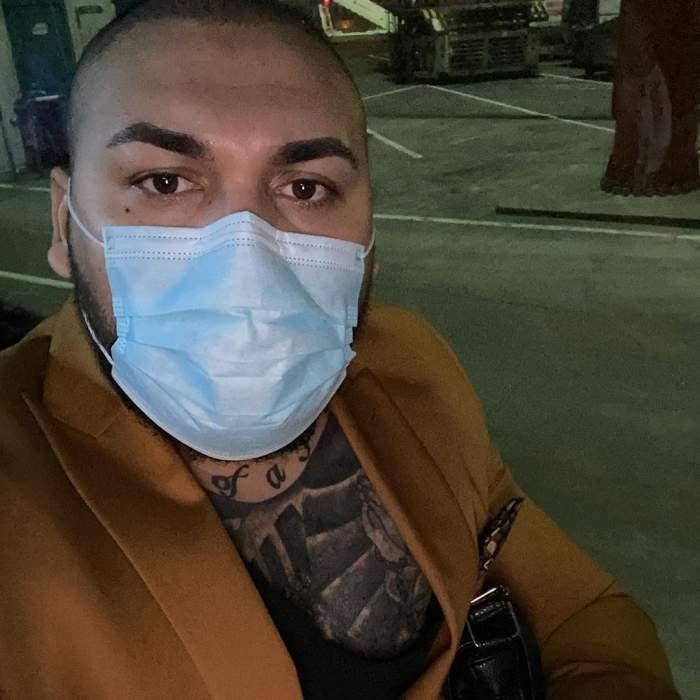 """VIDEO / Nu-l face corona pe el! Dani Mocanu, versuri dedicate virusului ucigaș din China: """"Nicio izolare nu o să mă potolească"""""""