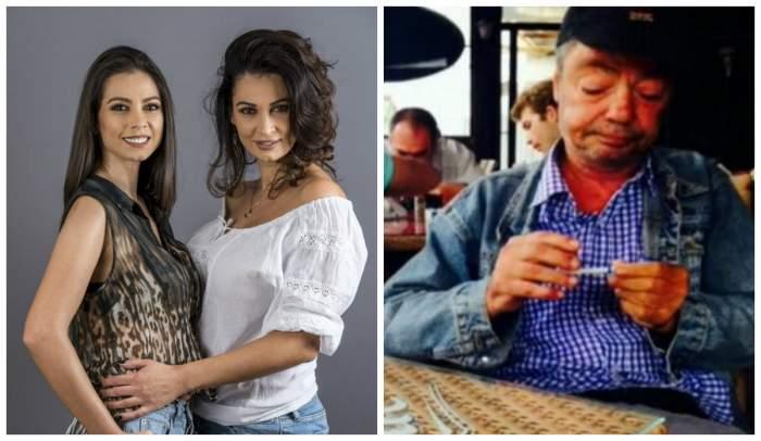 Tatăl Nicoletei și Iulianei Luciu, primele declarații după ce s-a aflat că este grav bolnav. Nu și-a mai văzut fetele de ani buni