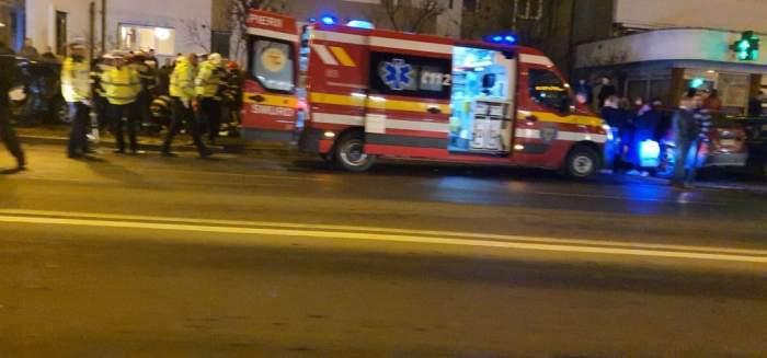 O tânără din Baia Mare, spulberată pe trotuar de un şofer fără permis. Vinovatul a murit pe loc / FOTO