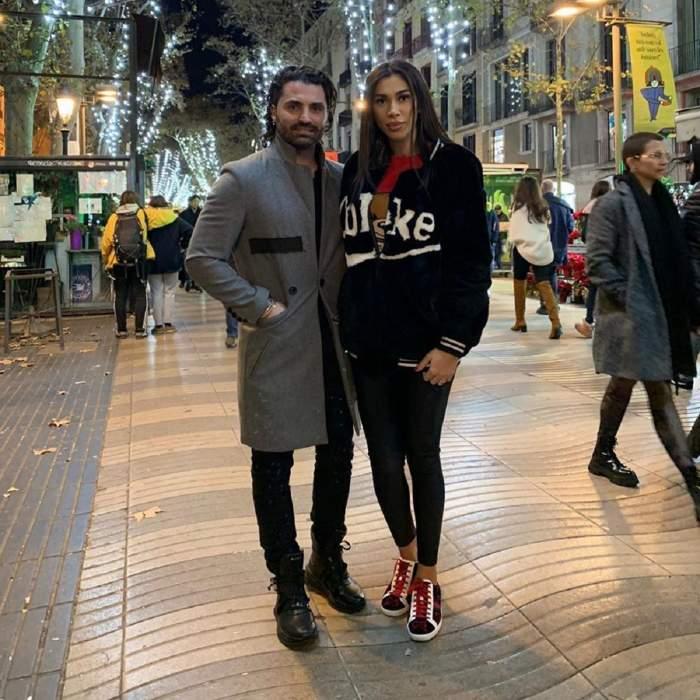 FOTO / Pepe şi Raluca, tandreţuri şi sărutări în văzul tuturor. Cadrul romantic cu care şi-au emoţionat admiratorii
