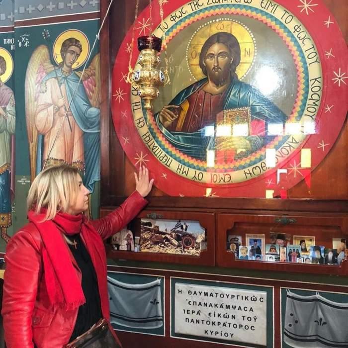 Carmen Şerban, cadou inedit de ziua ei! Artista şi-a sărbătorit ziua la Ierusalim