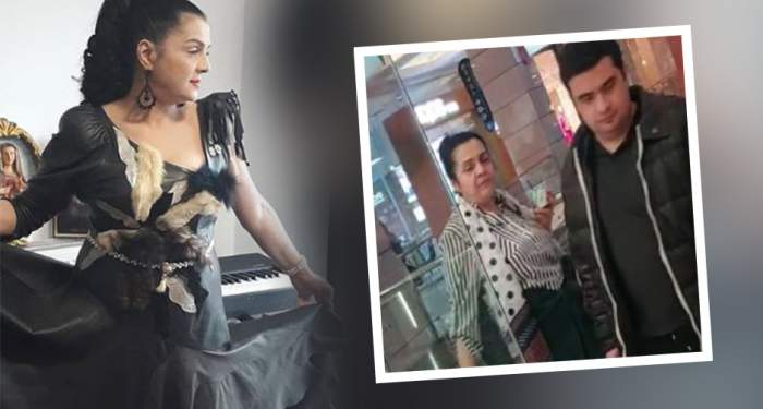 VIDEO PAPARAZZI / Mama... e numai una. Cum are Cornelia Catanga grijă de fiul ei, în public. A dat restaurantele de lux pe autoservire