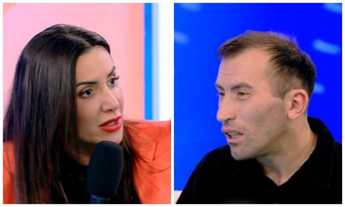 """Mara Bănică îl pune pe Viorel la zid, pentru că i-a zis Vulpiței că îi taie mâinile: """"Până aici"""""""