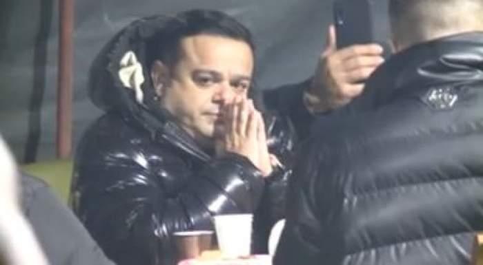 Adrian Minune, devastat de durere! Artistul, în lacrimi lângă sicriul celei mai dragi persoane din viaţa lui