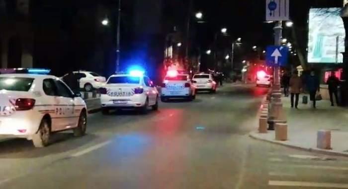 UPDATE/VIDEO/Panică în Capitală! Piaţa Victoriei, paralizată din cauza unei ameninţări cu bombă