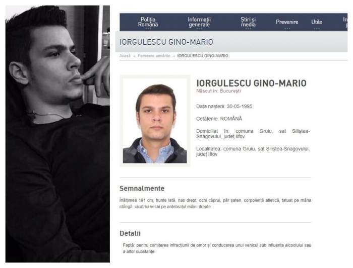 Mario Iorgulescu, dat în urmărire de Poliţia Română! Cum e descris fiul preşedintelui LPF
