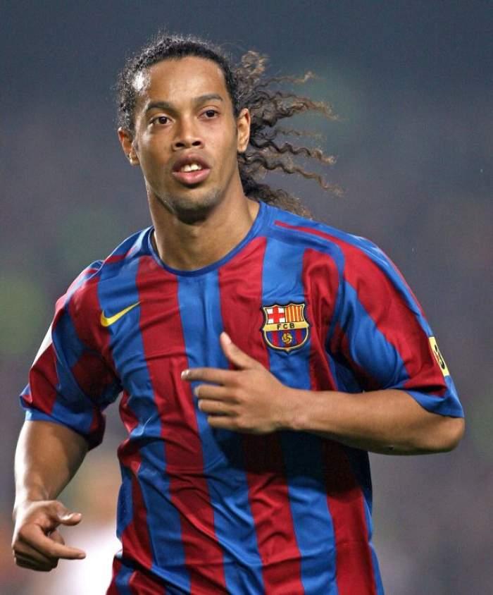 Răsturnare de situaţie! Ronaldinho, arestat în Paraguay, la scurt timp după ce a fost eliberat