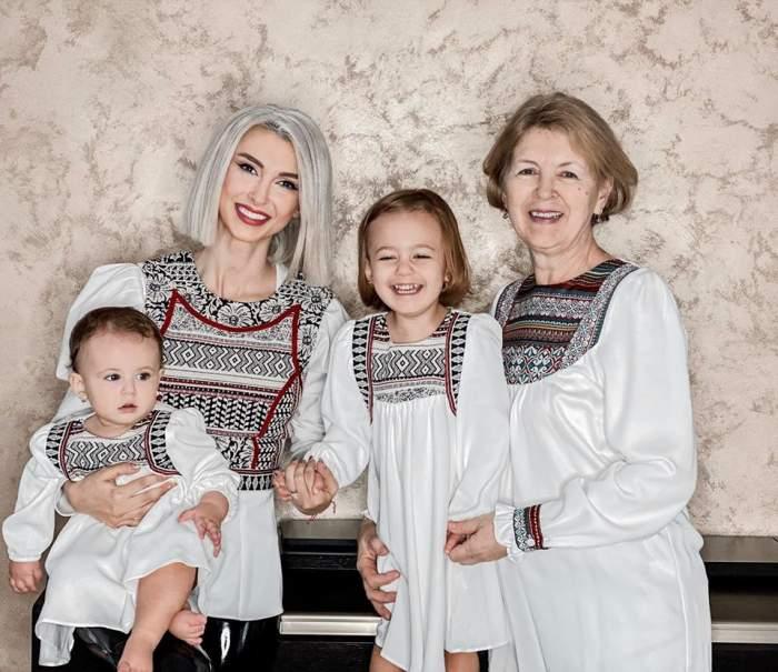 """Andreea Bălan, mândră de mama ei. Ce mesaj i-a adresat de Ziua Femeii: """"Sunt o norocoasă"""""""