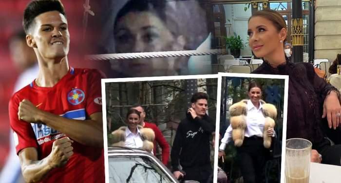"""PAPARAZZI / Anamaria Prodan pregătește terenul cu """"perla"""" lui Becali! Imagini bombă de la mega-negocierile cu Dennis Man"""