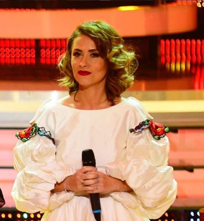 """VIDEO / Drama trăită de Bianca Sârbu! A continuat să cânte, după ce soțul a murit lângă ea, pe scenă: """"Nu am putut să mă ating de el"""""""
