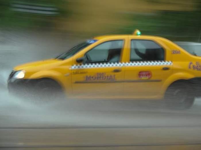 Scene șocante în plină noapte, în Giurgiu! Un bărbat de 36 de ani a înjunghiat un taximetrist